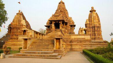 Guide to Khajuraho by Dr Prem