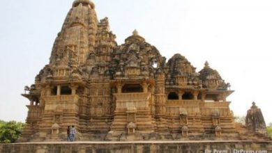 Specific Khajuraho Temples with their essential features
