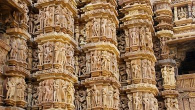 Khajuraho-Images-of-God-and-Goddess