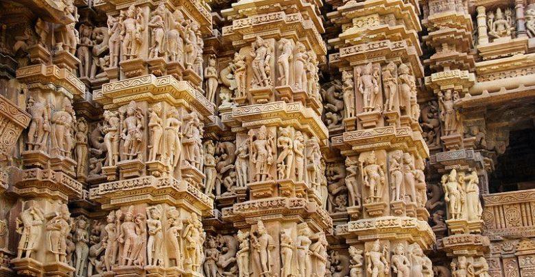 Khajuraho-Images-of-God-and-Goddess