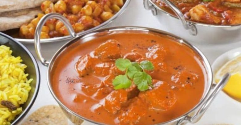 Indian travel cuisine