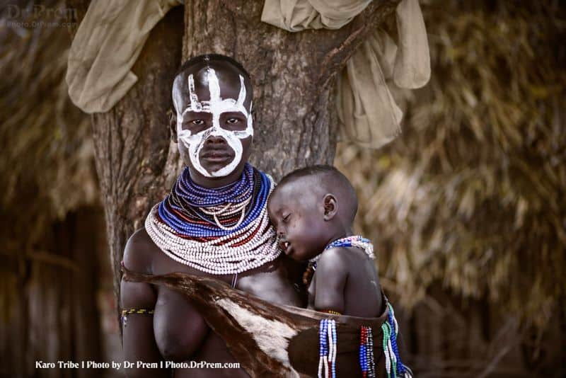 Karo tribe is a decent mix of amity, color and vigor