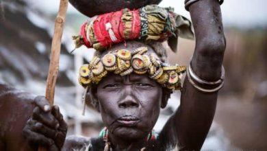 ThDaasanach Tribal Women Ethiopia