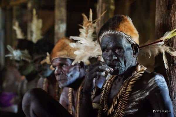 Destinations for tribal tourism