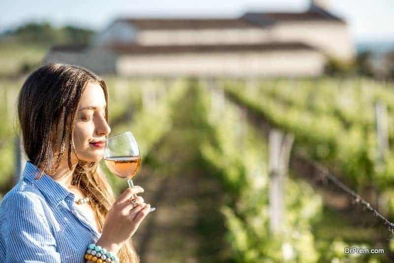 classy exotic wines