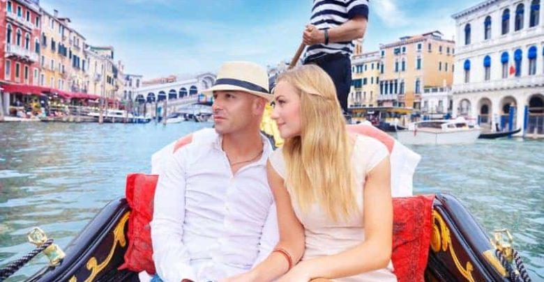 European destination Venice
