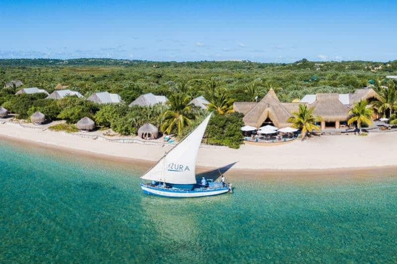 Azura, Mozambique