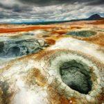 Geothermal fields of Hverir