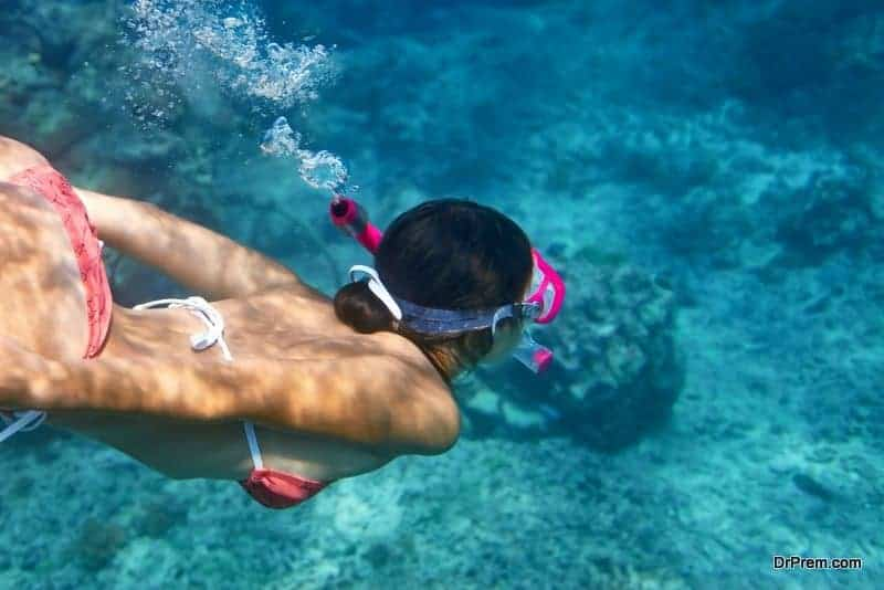 snorkeling experience