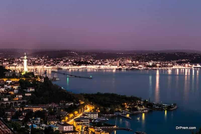 Trieste-Harbor.
