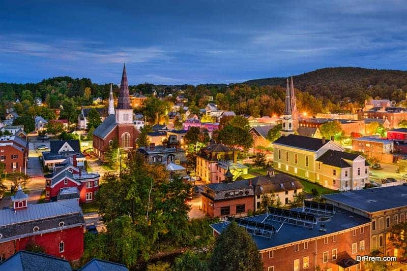 Photo of Best places to visit in fall Vermont 2018