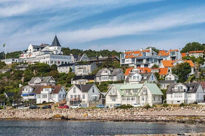 Photo of 10 Most beautiful villages and small towns in Sweden