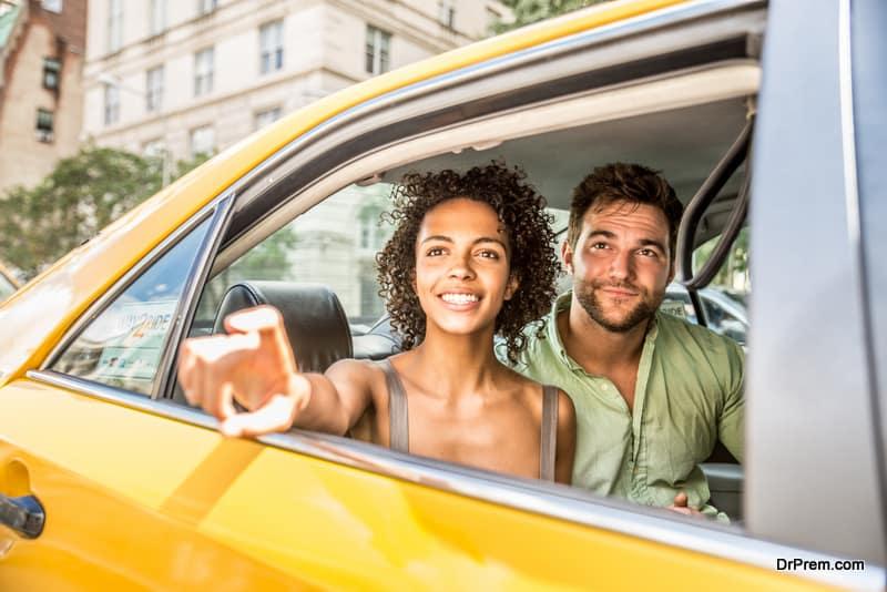 cab travel