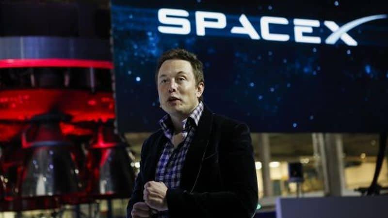 Elon Musk's Space X