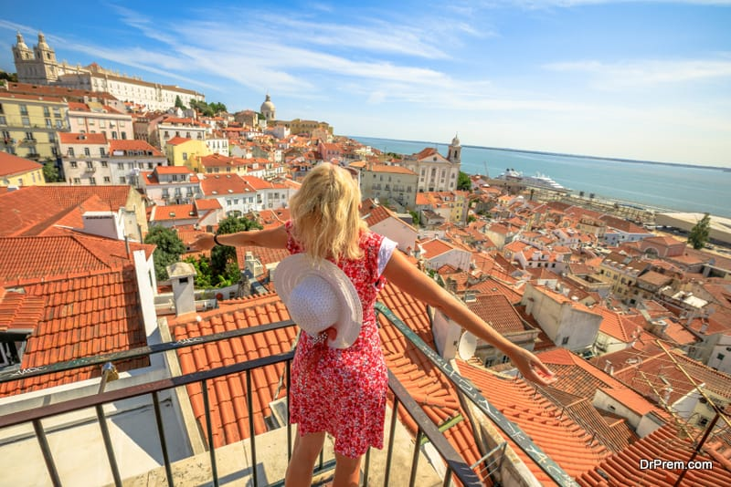 Photo of Visiting the capital Lisbon, Portugal