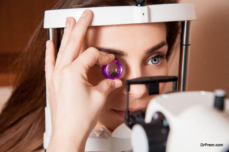 eye-sight testing