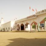 Tanot Temple, Rajasthan, India, Asia