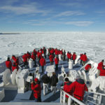 Harmful impacts of tourism on Antarctica