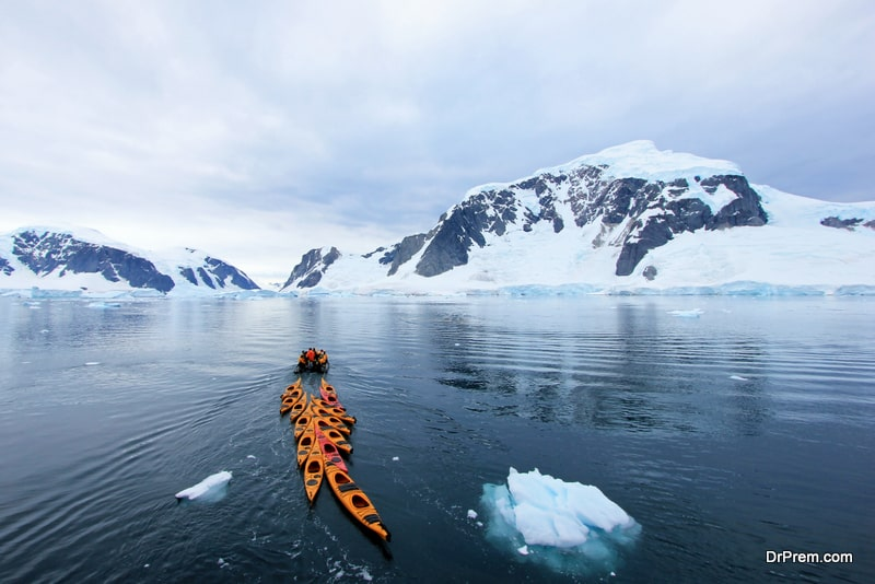 impacts of tourism on Antarctica