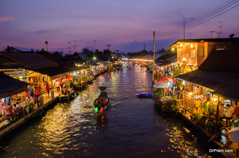Photo of 6 Jaw Dropping Floating Markets In Bangkok You Cannot Miss Out On