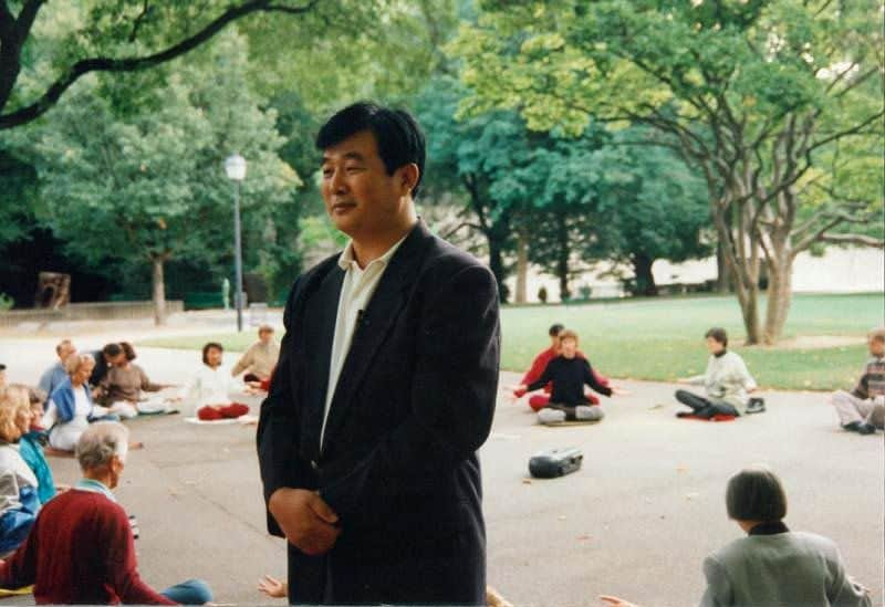 Falun Gong is founded in 1992 by Li Hongzhi