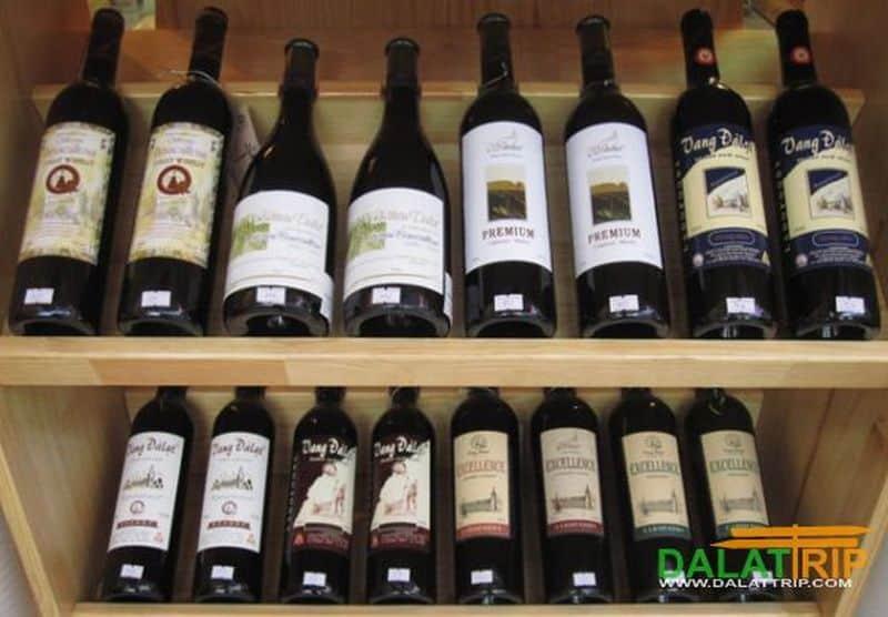Vang Dalat Winery, Dalat, Vietnam