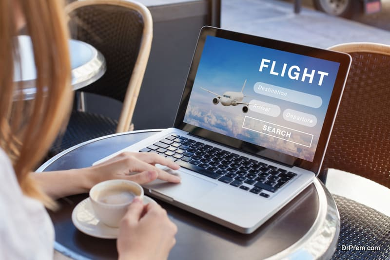 flight bookings