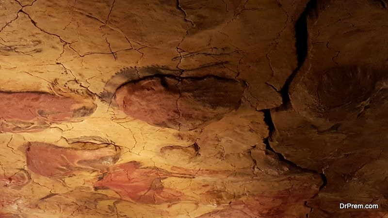 Caves of Altamira, Spain