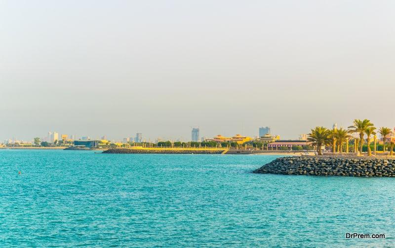 kuwait public beaches