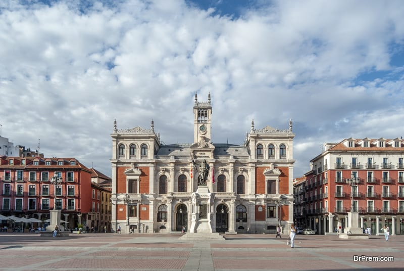 town of Valladolid