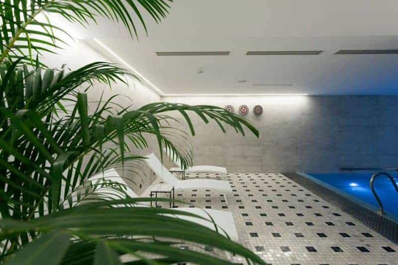 Shota Rustaveli indoor swimming pool