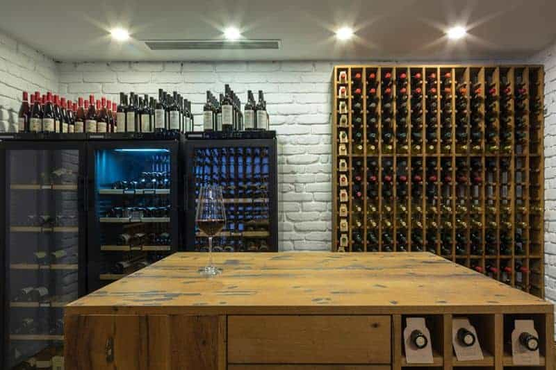 Shota Rustaveli wine shop
