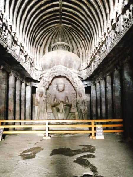 giant-Buddha-structure-in-cave-number-10