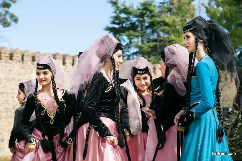 The residents of the country call their country Sakartvelo
