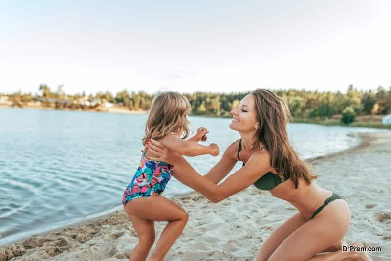 take kids on vacation