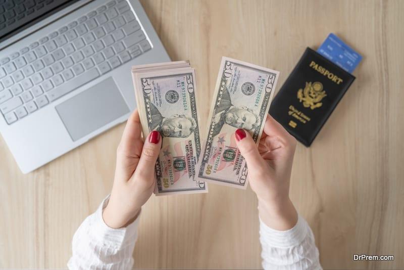 Funding your dark tourism trip