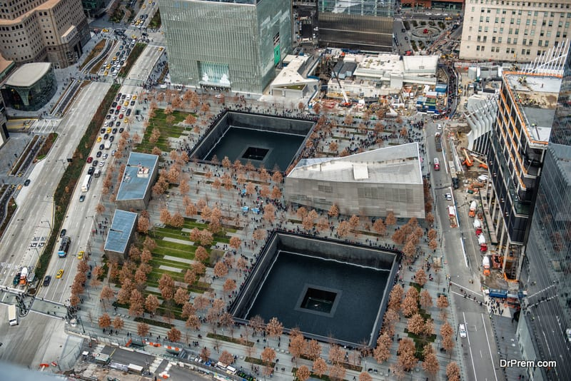 Ground Zero, New York, USA