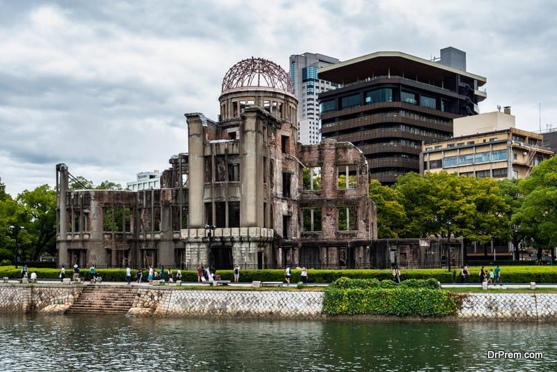 Hiroshima and Nagasaki, Japan