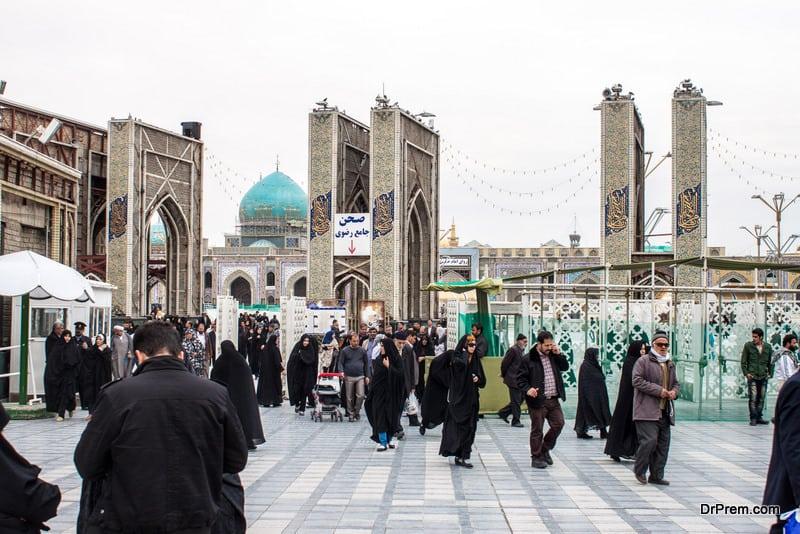 Holy Shrine of Imam Reza