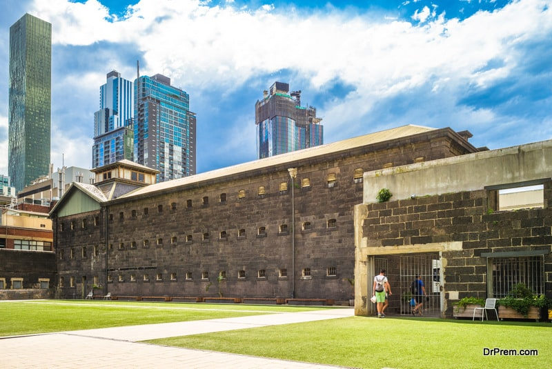 Old-Melbourne-Gaol-Australia