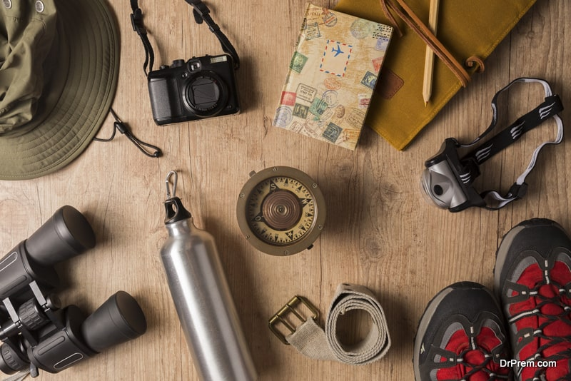 Preparations for wildlife tourism
