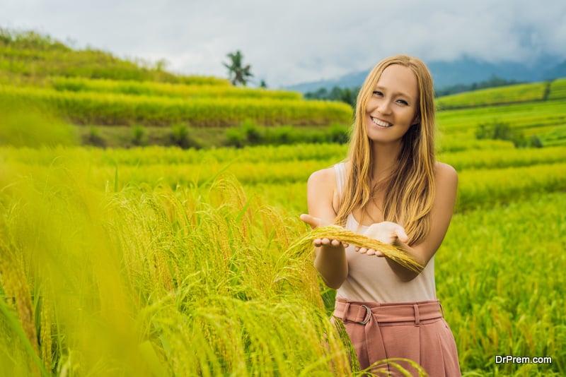 Rural tourism – A way to encash nature