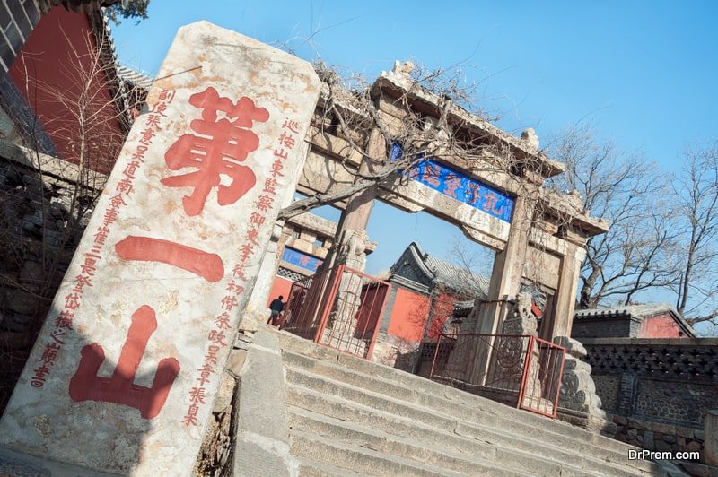 Tai-Shan-China
