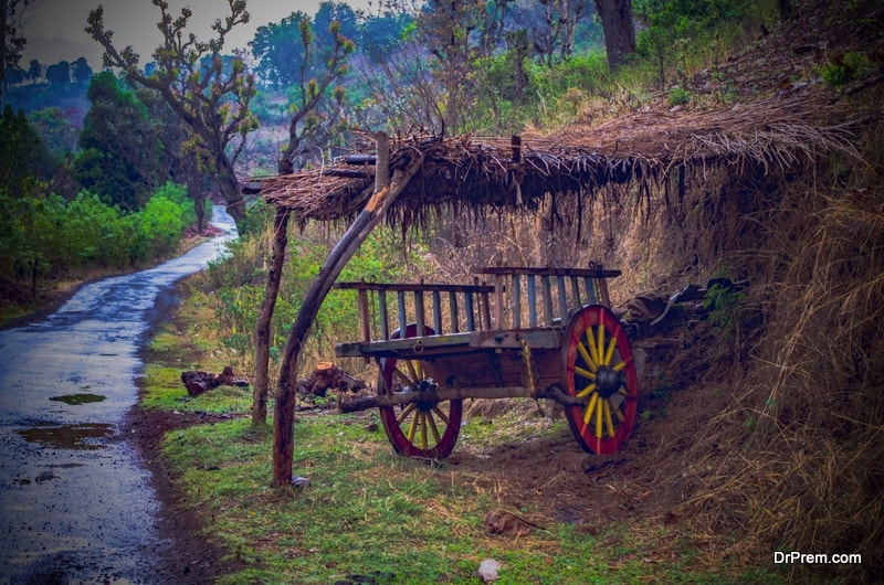 The mainstay of rural tourism