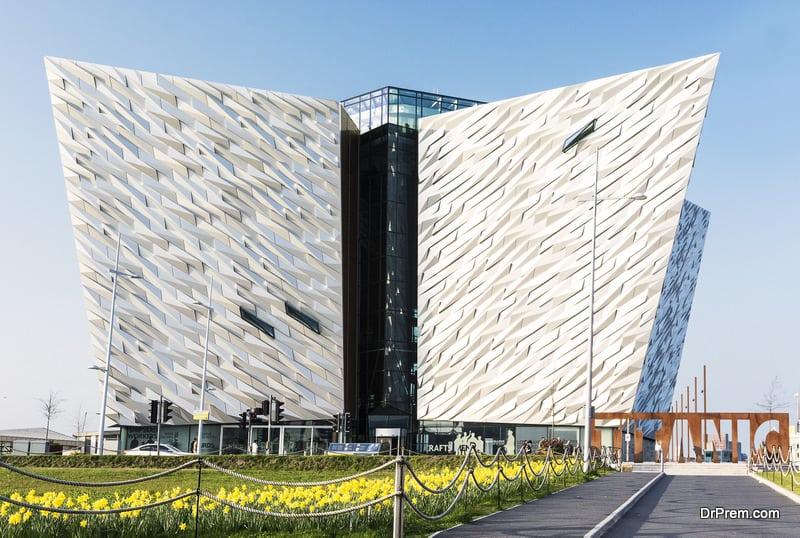 Titanic Museum, Belfast, Ireland
