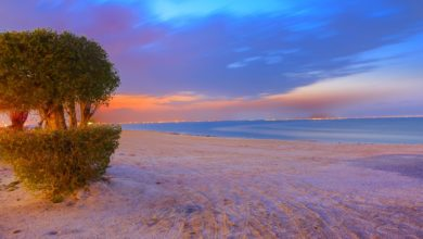 amazing beaches in Kuwait