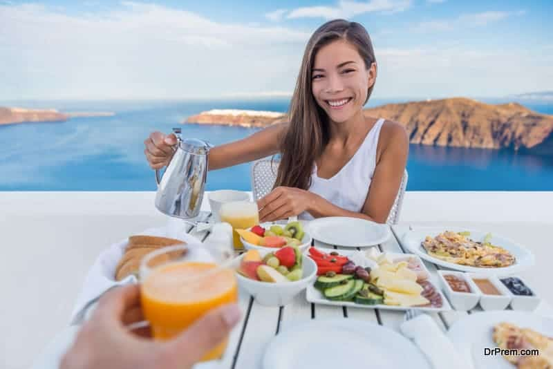 delectable cuisines in Greece