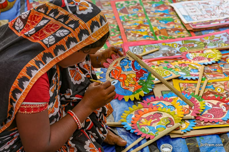 Traditional local art and handicraft