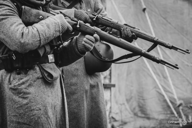 terrifying weapons used by Nazis of Germany