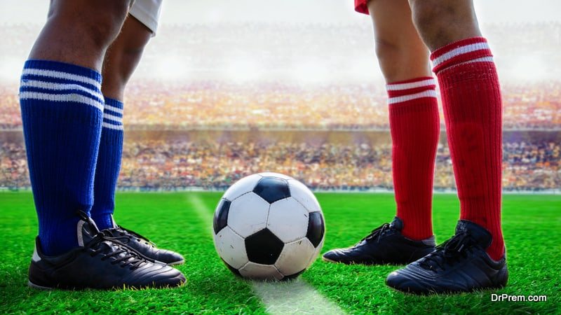 the World Cup Soccer tournament